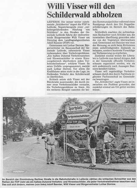 Gemeinde Meinersen chronik der fdp im landkreis gifhorn